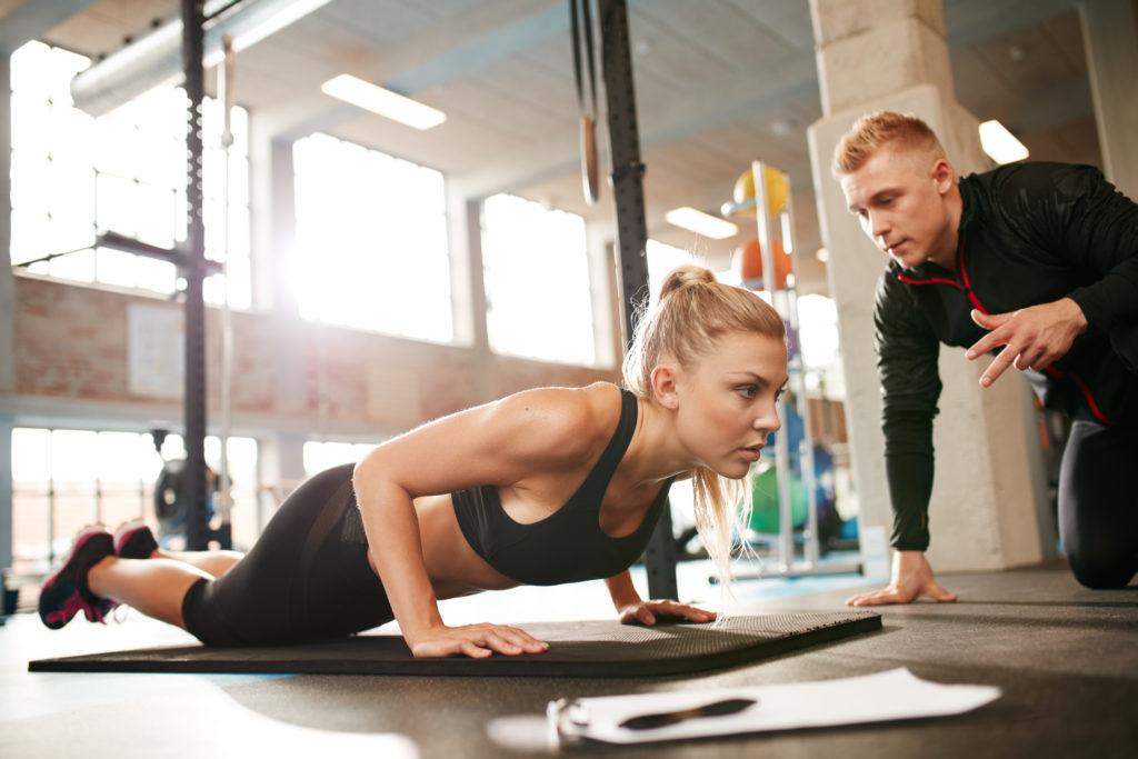 trening siłowy i kondycyjny