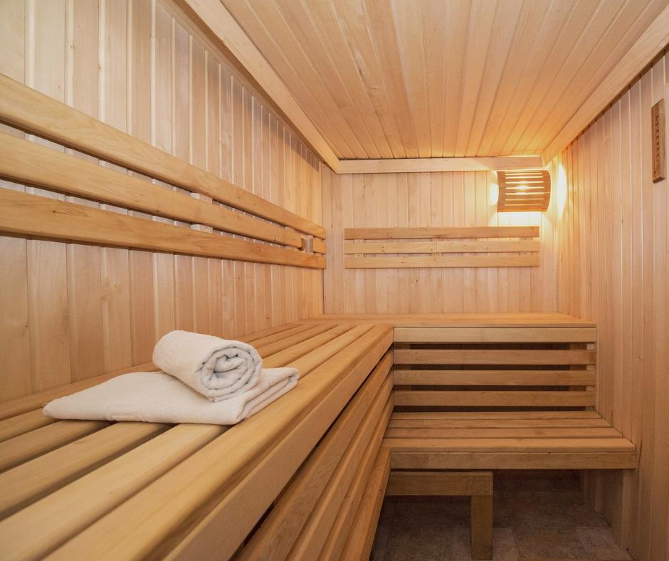 sauna, bezpieczne saunowanie, sauna fińska